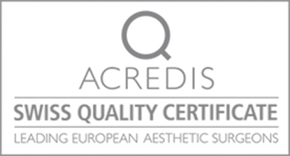 ACREDIS - Swiss Quality Certificate | Leading European Aesthetic Surgeons